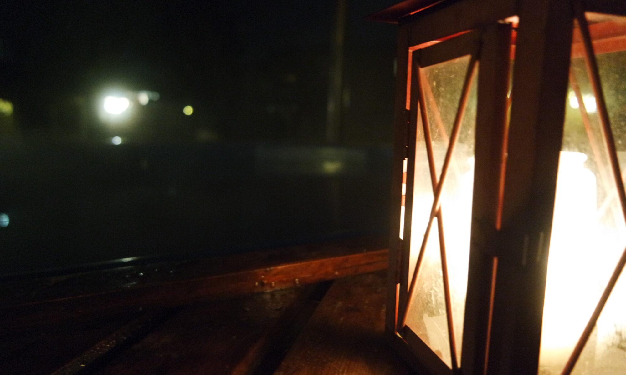 Tammenurga kümblustünn - Latern